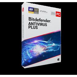 Bitdefender Antivirus2020  1 year / 1 user