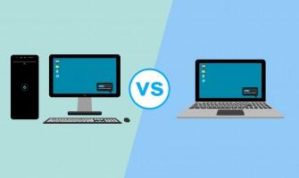 Laptop ή Desktop ?