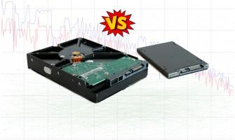 Σκληροί δίσκοι HDD vs SSD