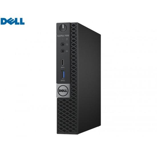 DELL 7050 MICRO I5-7500T/8GB/M.2-128GB/WIN10PC