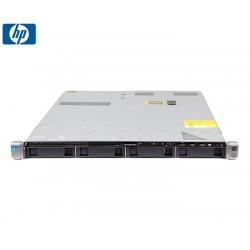 SERVER HP DL360P G8 1xE5-2643/2x4GB/P420i-1GBwB/10xSFF