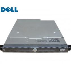 SERVER DELL 1850 MK2 RACK 1U 2x3.0GHz/4x1GB/PERC 4e/Si