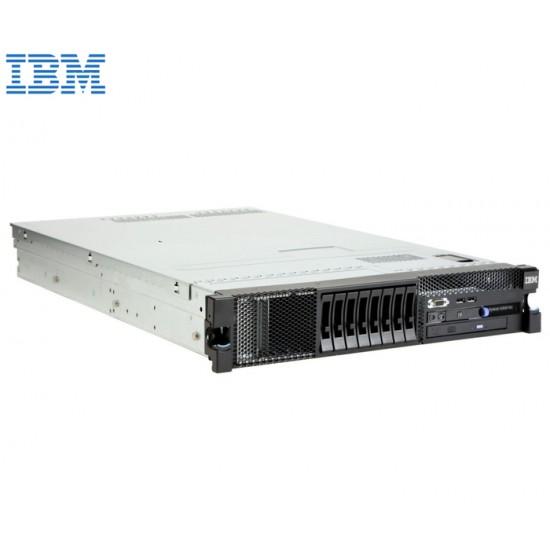 SERVER IBM x3650 M2 1xE5506/2x4GB/M5014-256MB w/o BAT/12x2.5