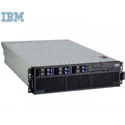 OSERVER IBM X3850 4xXEON3168MP/16GB/SERVERAID8i/2XPSU/6x2,5