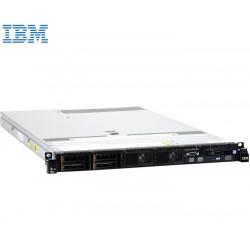 SERVER IBM x3550 M4 1xE5-2609/2x8GB/M1115nCnB/4xSFF/DVD
