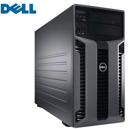 SERVER DELL T610 1xX5560/2x4GB/PERC6i-256MBnB/8xLFF/DVD