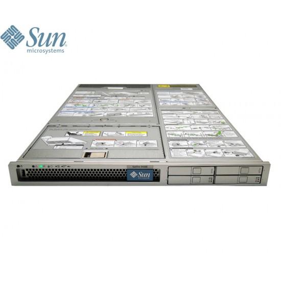 OSERVER SUN SUNFIRE X4100 M2 2xOPT2218/4GB/2PSU/4x2.5