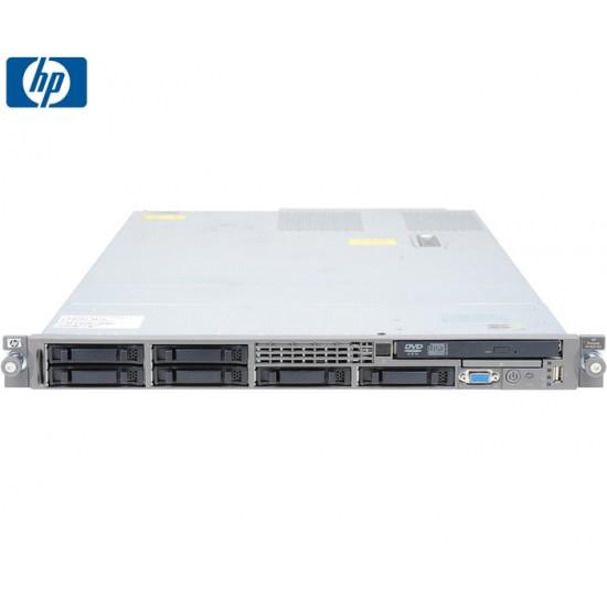 SERVER HP DL365 G5 2xOPT2356/8x2GB/P400i-256MB/2xPSU/6x2,5