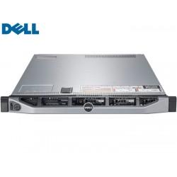 SERVER DELL R620 2xE5-2640/4x4GB/S110/4xSFF/1x750W/DVD