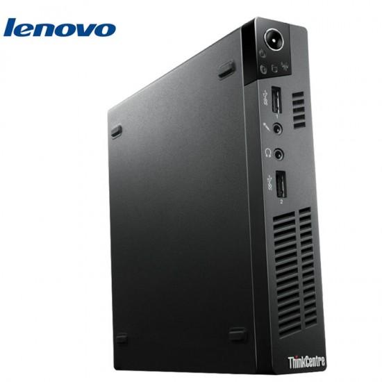 LENOVO M72E TINY I3-3220T/4GB/256GB-SSD-NEW