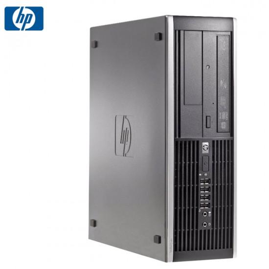 HP 6300 PRO SFF I5-3470/4GB/256GB-SSD-NEW/DVDRW