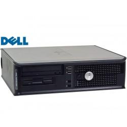 DELL 745 SFF C2D-E6XXX/4GB/160GB/DVD