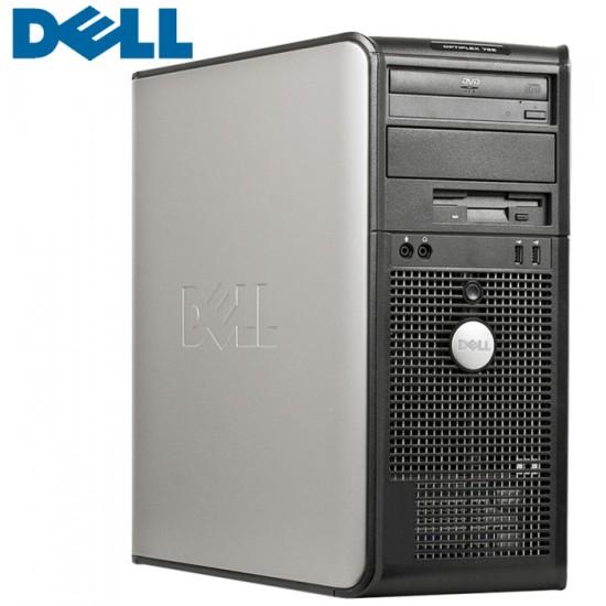 DELL 755 MT C2D-E8XXX/4GB/250GB/DVD