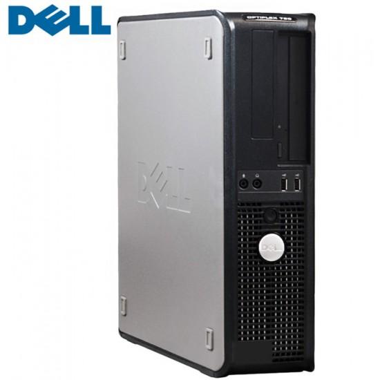 DELL 760 SD C2D-E8XXX/4GB/250GB/DVD
