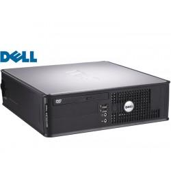DELL 760 SFF C2D-E6550/4GB/250GB/DVD