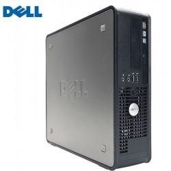 DELL 780 SFF C2D-E8XXX/4GB/250GB/DVDRW/WIN7PC