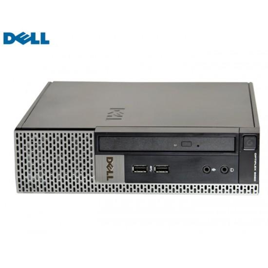 DELL 9020 USFF I5-4570S/4GB/500GB/DVD/WIN7PC