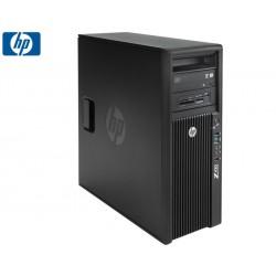 SET WS HP Z420 QC-E5-1603/8GB/500GB/DVD/NVS315