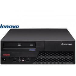 LENOVO M58P SFF C2D-E8XXX/4GB/250GB/DVDRW