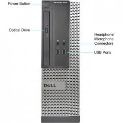 DELL 3010 SFF I7-3770/4GB/500GB/DVDRW/WIN7PC