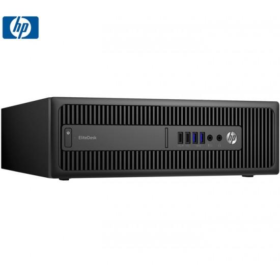 HP PRODESK 600 G2 SFF I3-6100/4GB/500GB/DVD/WIN10H