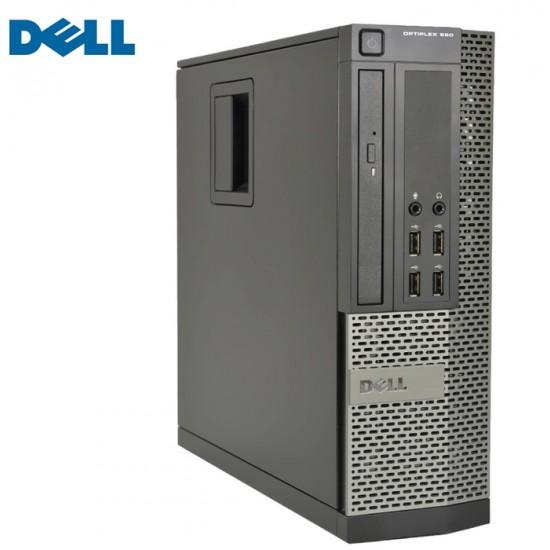 DELL 990 SFF I7-2600/8GB/240GB-SSD-NEW/DVDRW/WIN7PC