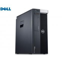 SET WS DELL T3610 E5-1620v2/8GB/500GB/DVDRW/K2000
