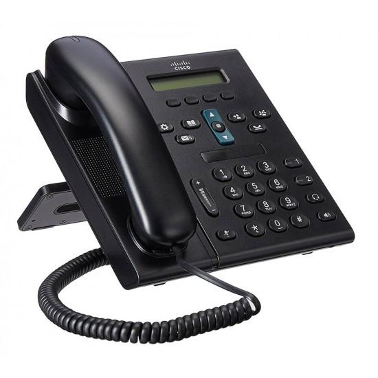 CISCO Unified IP Phone CP-6941-C-K9, Black