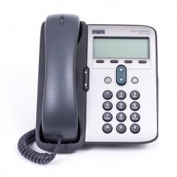 CISCO Unified IP Phone 7912G, γκρι/ασημί