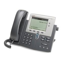 CISCO IP Phone 7942G, Dark Gray