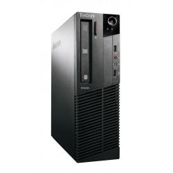 LENOVO PC M83 SFF, i5-4570, 4GB, 500GB HDD, DVD-RW, REF SQR