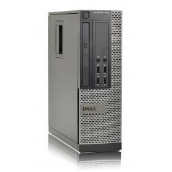 DELL PC 7010 SFF, i5-3470, 4GB, 250GB HDD, DVD, REF SQR