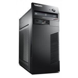 LENOVO PC E73 MT, i5-4430S, 4GB, 500GB HDD, DVD-RW, REF SQR