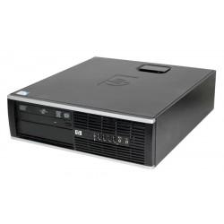 HP PC 8200 SFF, i5-2400, 4GB, 250GB HDD, DVD, REF SQR