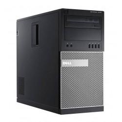 DELL PC 7010 MT, i5-3470, 4GB, 500GB HDD, DVD, REF SQR
