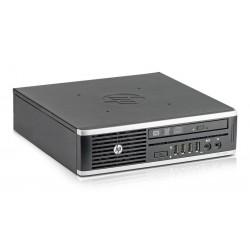 HP PC 8300 USDT, i5-3470S, 4GB, 250GB HDD, DVD, REF SQR