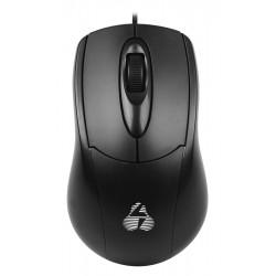POWERTECH ενσύρματο ποντίκι PT-806, 1600DPI, USB, μαύρο