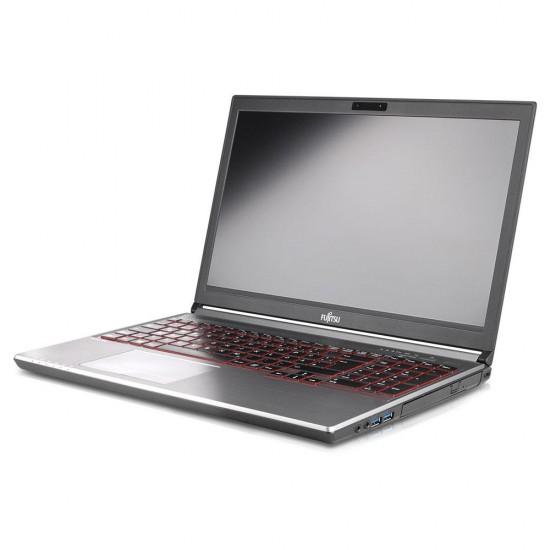 Fujitsu Lifebook E756, 4GB, 320GB HDD